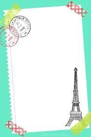 Jalien Cozy Living: DIY: Briefpapier Vakantie - free printable