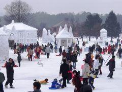 第50回いわて雪まつりが小岩井まきば園にて開催されます冬のわくわく半世紀をテーマに大雪像12機を制作し50回目にちなんだ記念行事なども実施されるそうです  雪でつくられた像や滑り台など雪で遊ぶアトラクションに加えかまくら内でジンギスカンを味わうかまくら食堂や郷土料理が並ぶ屋台村などイベント盛りだくさん夜は雪像がライトアップされ毎日花火が打ち上げられる幻想的ないわて雪まつりに出かけましょう  期間2017年2月4日12日 場所小岩井農場 時間9:0021:00 http://ift.tt/1F3zKYT tags[岩手県]