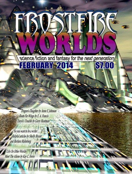 My fantasy short story, Enryk's Trouble, appeared in Frostfire Worlds 3