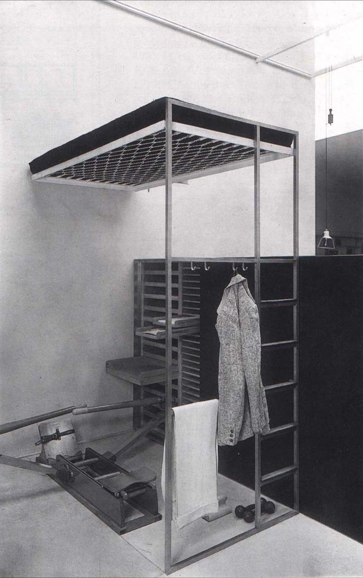 """A Room for a Man"" by Franco Albini"