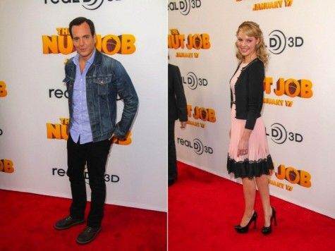Will Arnett and Katherine Heigl talk about their children and new animated film 'The Nut Job' in this interview with Celebrity Baby Scoop!