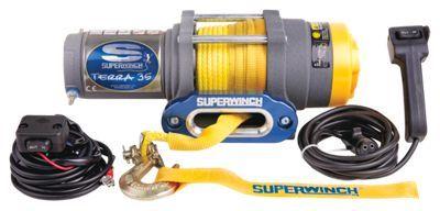 Superwinch Terra 35 SR ATV Winch