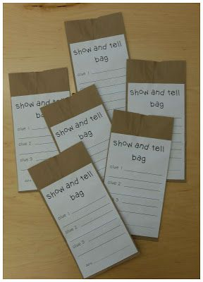 show and tell solution