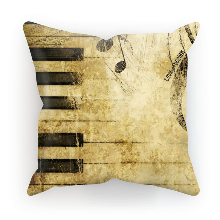 Have you seen this? Love and Design M... - click through http://loveanddesign.com/products/love-and-design-music-and-piano-brand-cushion?utm_campaign=social_autopilot&utm_source=pin&utm_medium=pin