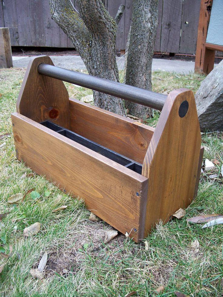 how to make timber tool box