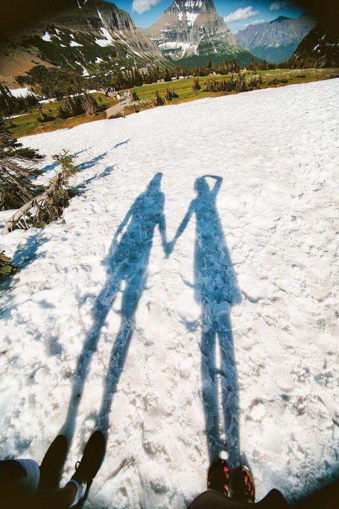 National Glacier Park, Montana