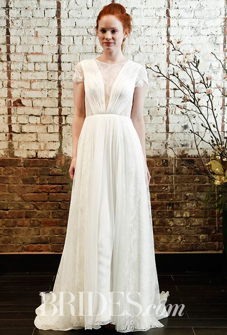 Ivy & Aster - Spring 2017. Wedding dress by Ivy & Aster