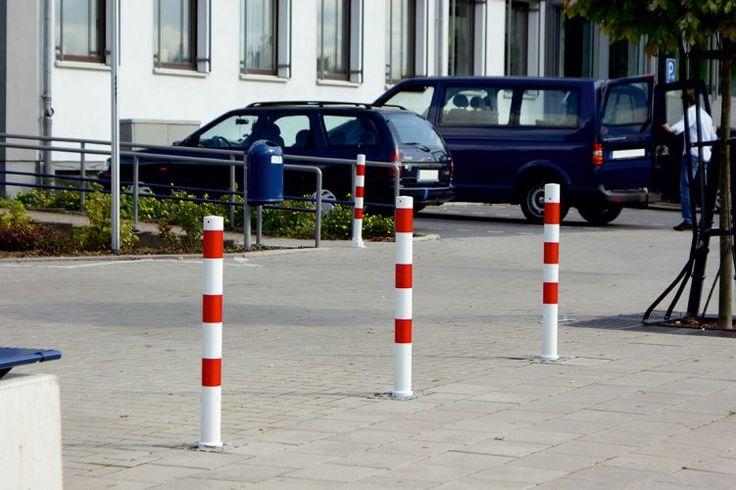 Ook voor de ronde uitvoeringen bij SKWshop aan het juiste adres. Uitneembaar, vast en neerklapbaar. Altijd een passende antiparkeerpaal.