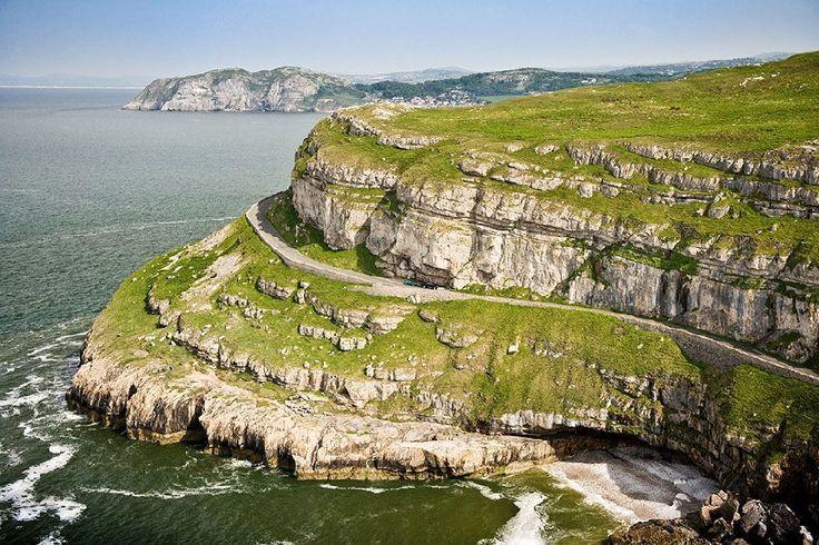 Cote Nord de la Wales Coastal Path, Pays de Galles Visit Wales