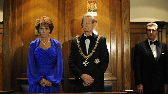 Regele Mihai I al României celebrat la Londra, la Ora Regelui de la TVR 1   TVR.RO