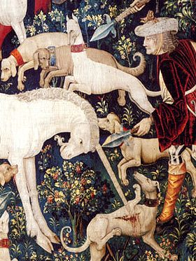 The Hunt of the Unicorn, tapestries, 1495-1505