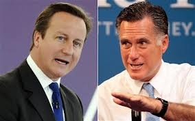 """Romney: """"When I Said London Was Not Prepared For The Olympics I Was Referring To Their Badminton Team""""  mouthfrog.com"""