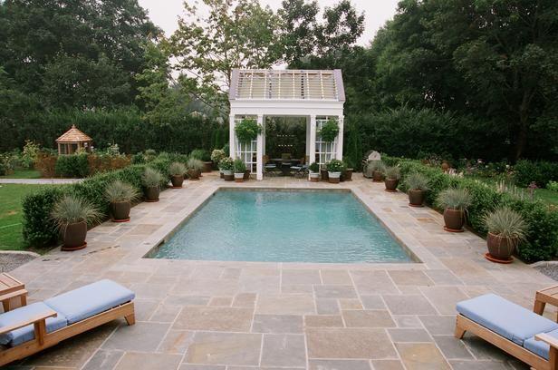 Pool landscaping - Bing Images