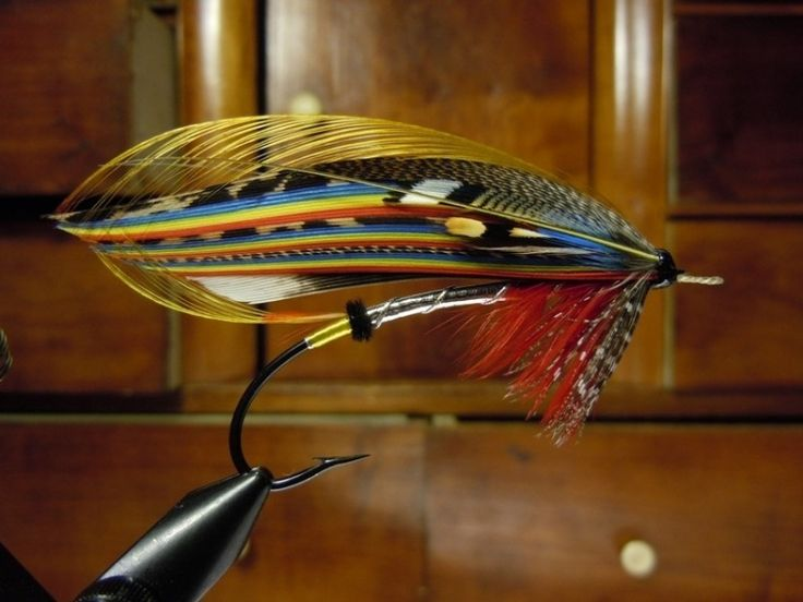 Red Drummond - Classic Atlantic Salmon Fly