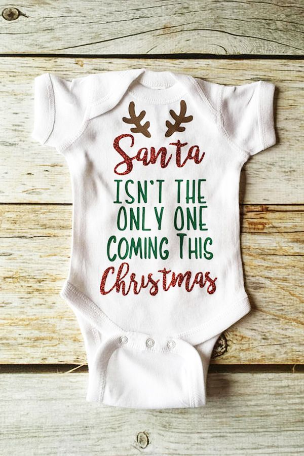 f972e7ecc02f4 December Baby Pregnancy Announcement - Christmas Baby - Pregnancy  Announcement Ideas - Pregnancy Reveal - December Due Date - Pregnancy Gift # babies ...