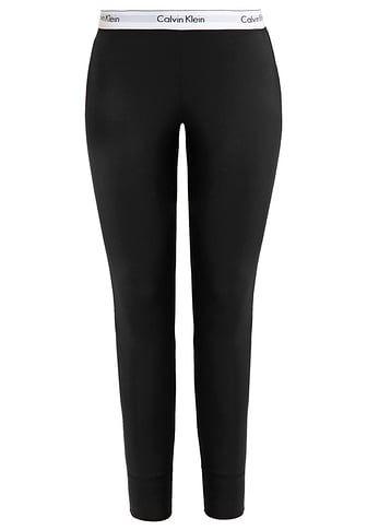 bestil  Calvin Klein Underwear MODERN COTTON - Nattøj bukser - black til kr 349,00 (30-11-17). Køb hos Zalando og få gratis levering.