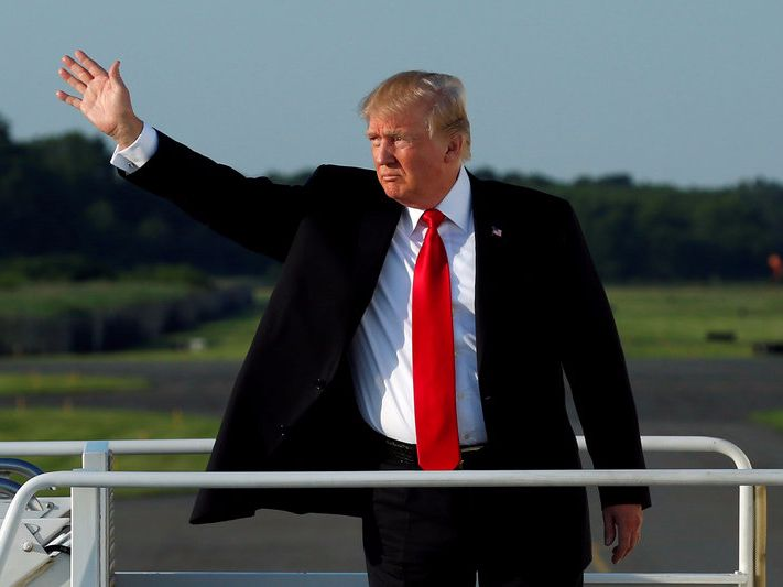 """An analysis of Trump's twitter habits, from his favorite topics to time of day - President Donald Trump likes to tweet — 920 times since his January inauguration, to be exact.  Trump's tweets provide a unique insight into the mindset of a president. As he recently put it, """"My use of social media is not Presidential - it's MODERN DAY PRESIDENTIAL.""""  Business Insider analyzed Trump's tweets that have been posted since he took office, from January 20 to July 7 2017, and pulled out the major…"""