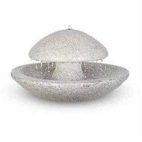 10 Good Feng Shui Fountains for Less Than $100: Ceramic Mushroom Fountain