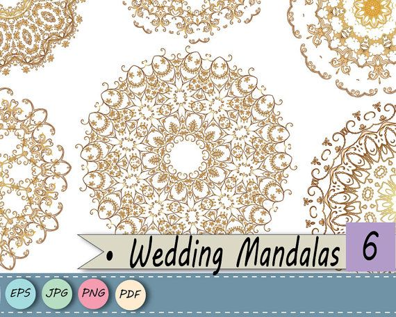 Check out this item in my Etsy shop https://www.etsy.com/listing/266362775/wedding-mandala-clip-art-vector-eps-png