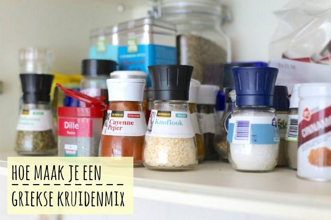 Hoe maak je zelf een Griekse kruidenmix? | Lekker en simpel | Bloglovin'