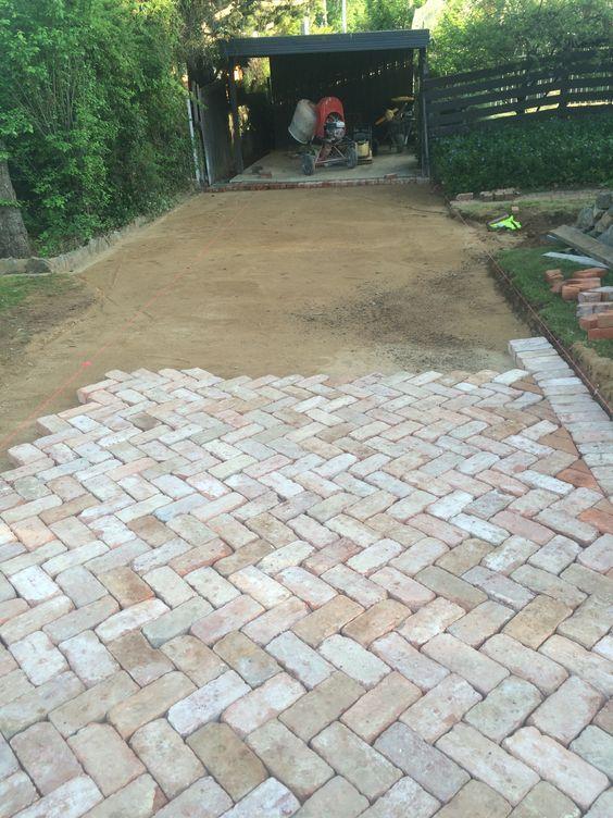 Https://www.homeadvisor.com/cost/outdoor Living/install A Brick Paver Patio/  #outdoorsliving | Jardin | Pinterest | Brick Paver Patio, Brick Pavers And  ...