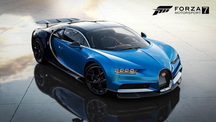 Latest Forza Motorsport 7 car pack includes Bugatti Chiron, Ram Power Wagon and more - Autoblog