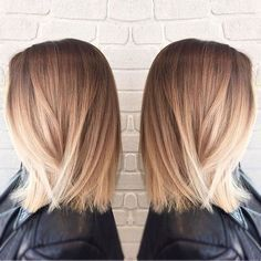 41 Lob Haircut Ideas For Women - How to Style a Lob (Long Bob) -What is a lob? Step by step easy tutorials on how to cut your hair for a lob haircut and amazing ideas for layered, and straight lobs. Ideas for lobs with bangs, thick hair, wavy and thin hair. For long hair and medium hair. For round faces and sharp features - thegoddess.com/lob-haircut-ideas-women