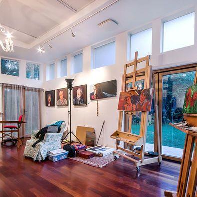 1217 best art studio images on pinterest artist studios for Art studio plans