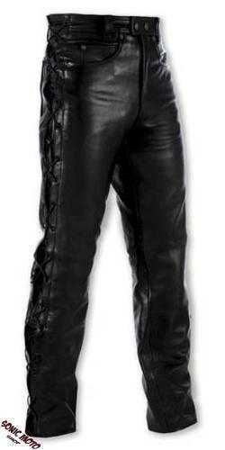 Custom Moto Leather Pants Jeans clásico 5 bolsillos Pantalon America | Motor: recambios y accesorios, Motos: accesorios, Otros | eBay!