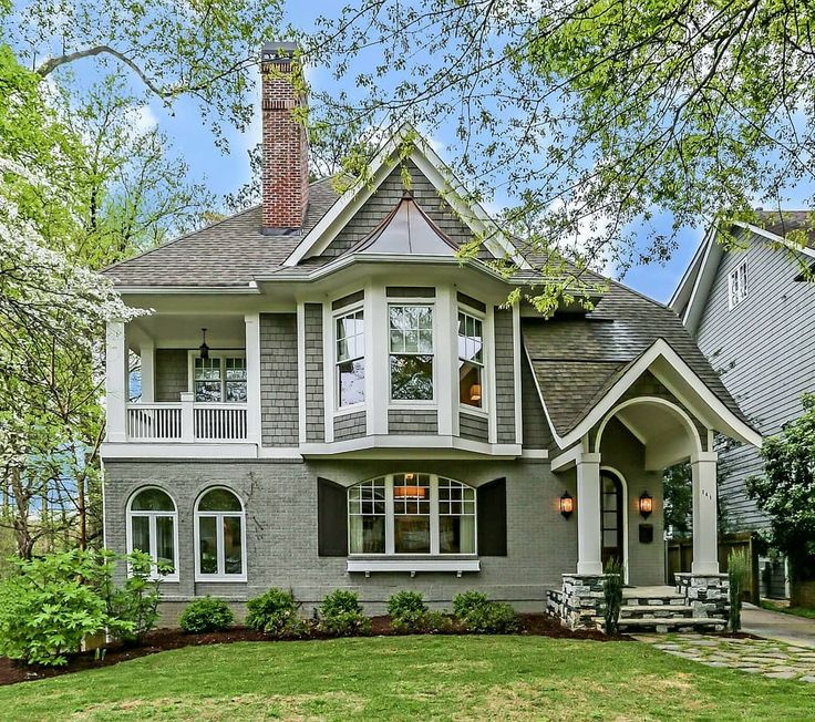 This Charming 1920's Era Brookwood Hills Home Artfully