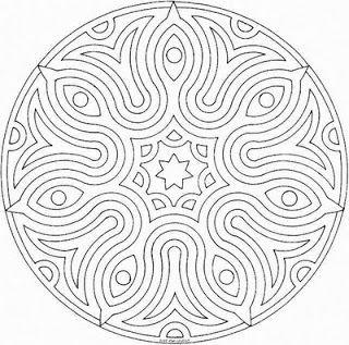 Mandala Coloring Pages PDF | APRENDER EM CONSTRUÇÃO