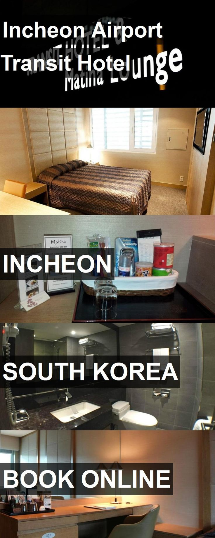 Incheon Airport Transit Hotel in Incheon, South Korea. For more information, photos, reviews and best prices please follow the link. #SouthKorea #Incheon #travel #vacation #hotel