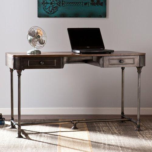 . Best 25  Industrial style desk ideas on Pinterest
