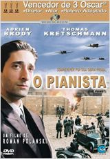 O Pianista é um filme de 2002 dirigido por Roman Polanski e estrelado por Adrien Brody. É baseado na autobiografia de mesmo nome escrito pelo músico Polaco Władysław Szpilman.