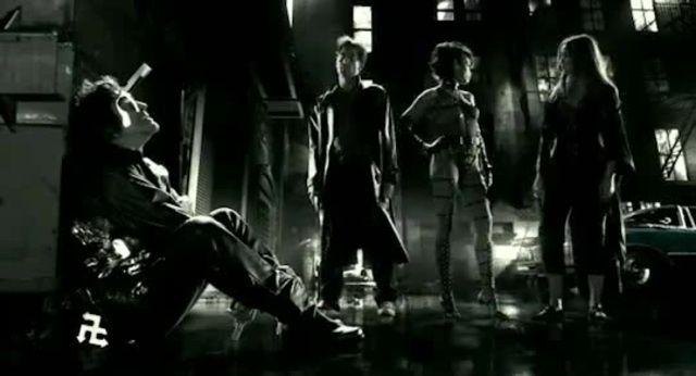 Sin City (2005),  Frank Miller, Robert Rodriguez