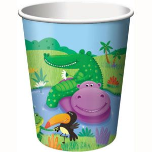 20375945 - Jungle Buddies Cups Temporarily out of stock