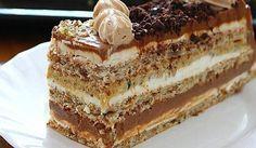 Moja kuhinja: TORTA NAD TORTAMA: Najpopularnija torta na internetu, tako kremasta da se...