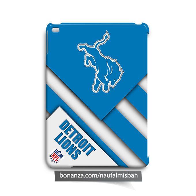 Detroit Lions Cool iPad Air Mini 2 3 4 Case Cover