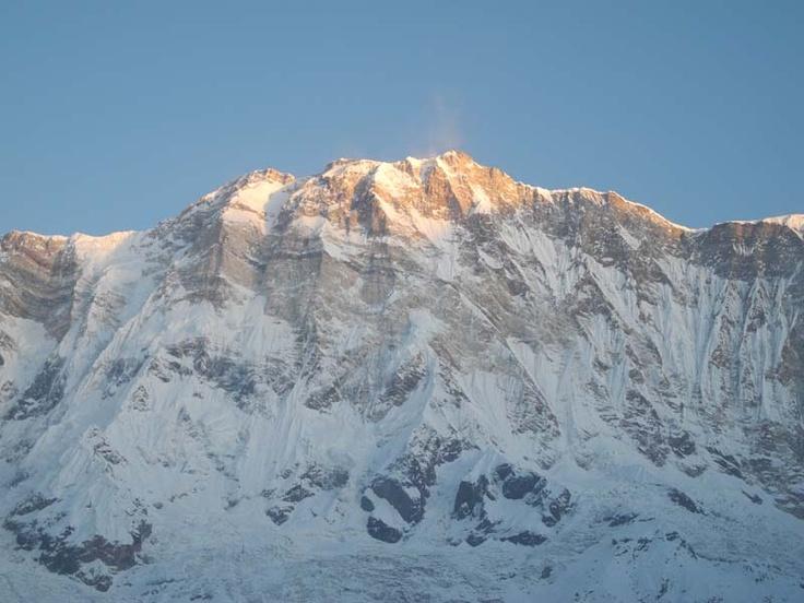 Sunrise Annapurna-I