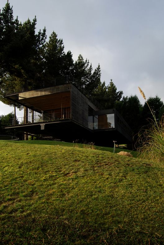 Plataforma en Viaje: Casa Reutter, Mathias Klotz