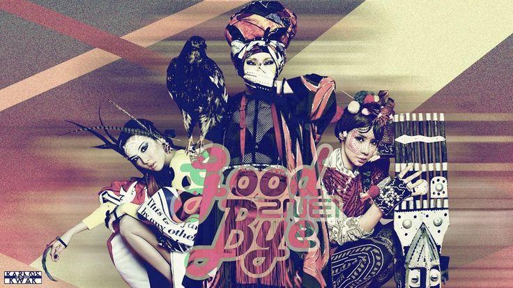 """Hoy fue revelado el nuevo M/V de #2NE1, titulado """"GOOD BYE"""" con este ultimo single 2NE1 se despide, puesto a que el grupo se desintegro el  25 de Noviembre del 2016, sin duda alguna 2NE1 fue, es y seguirá siendo el mejor grupo¡!  #NEVERSAYGOODBYE2NE1 T-T 29-01-2017"""