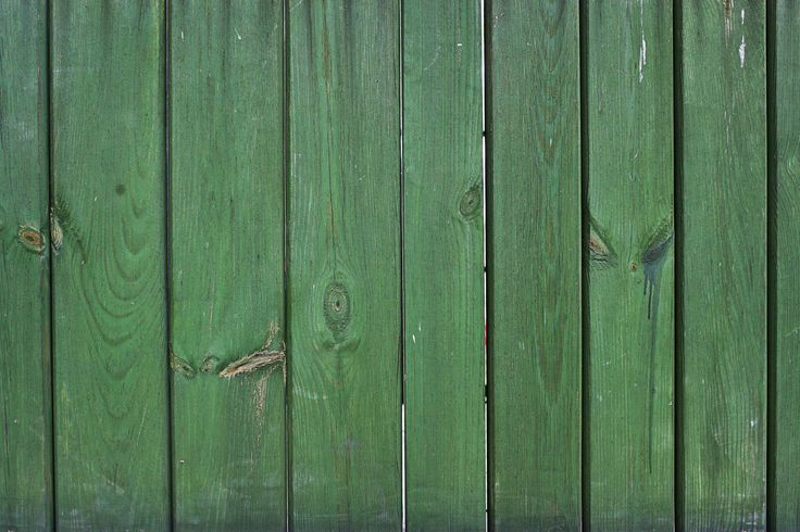 Green Wooden Planks Fence Texture - free download available at wildtextures.com