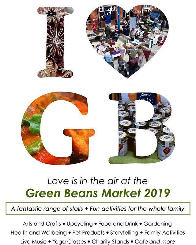 Join Us At The Green Beans Market Tomorrow At Whitley Bay Metro