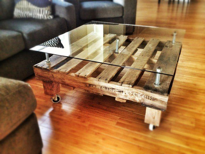 die besten 17 ideen zu tisch aus paletten auf pinterest. Black Bedroom Furniture Sets. Home Design Ideas