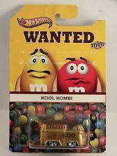 M&Ms Wanted Kool Kombi