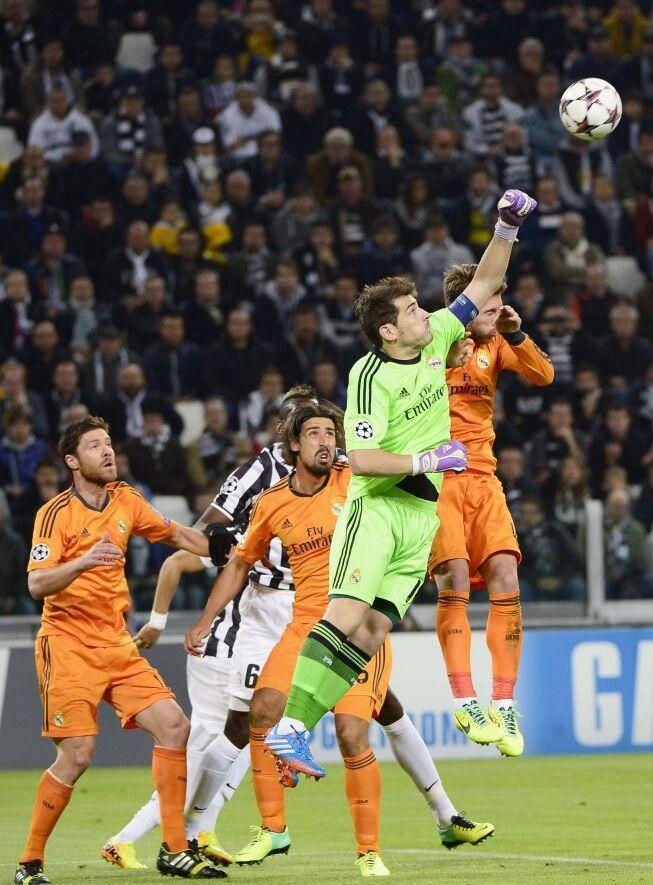 Casillas Real Madrid