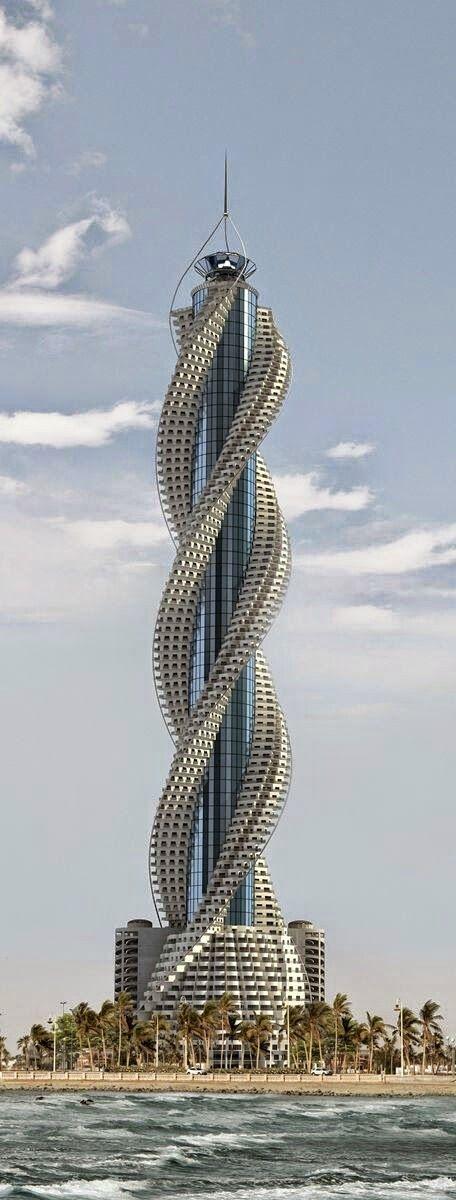 Things I Love About: Diamond Tower , Jeddah , Saudi Arabia
