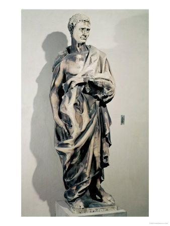 The Prophet Jeremiah - 1423-27 Poster :: PicassoMio