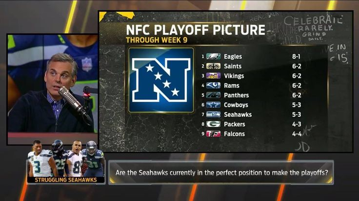 cool Colin Cowherd on the Seahawks loss