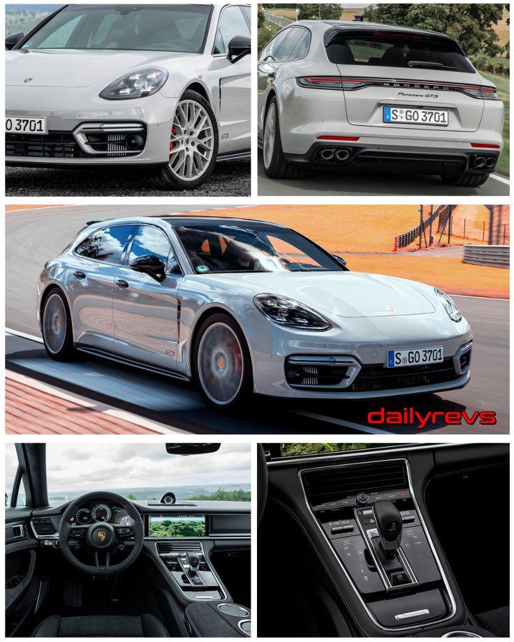 2021 Porsche Panamera GTS Sports Turismo Crayon